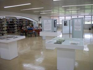 Exposição primeiro piso